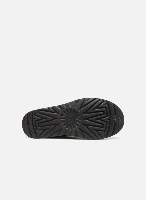 Bottines et boots UGG W Classic Mini UGG Sparkle Noir vue haut
