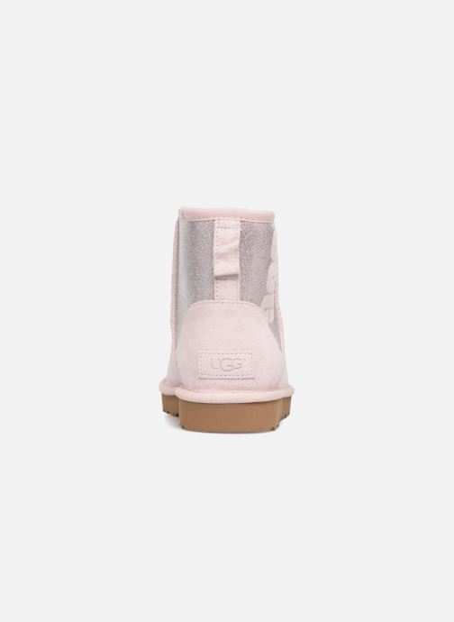 Seashelll Mini Ugg Sparkle Pink Classic W kX8n0wPO