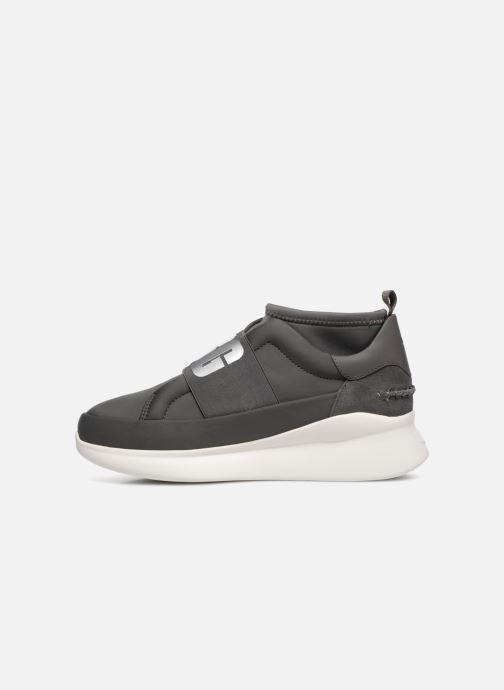 Bottines et boots UGG Neutra Sneaker Gris vue face