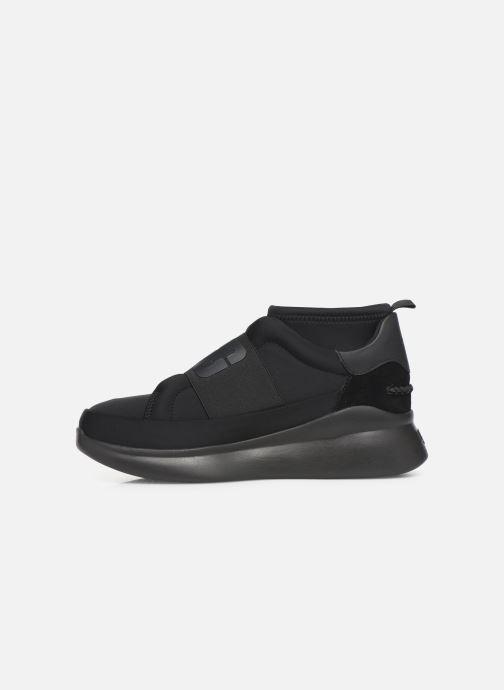Bottines et boots UGG Neutra Sneaker Noir vue face