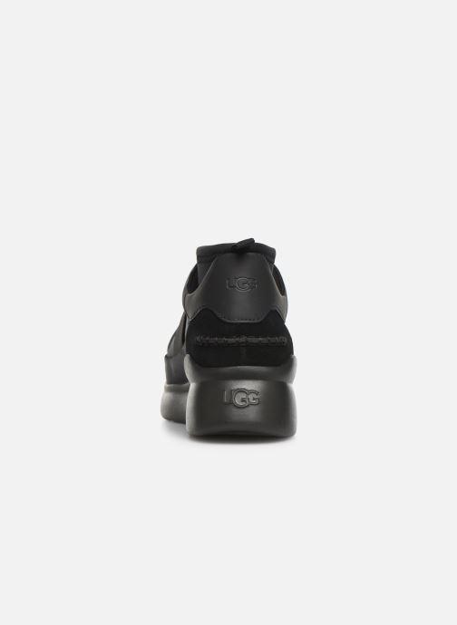 Bottines et boots UGG Neutra Sneaker Noir vue droite