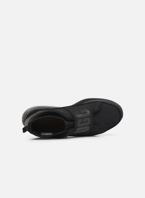 Baskets UGG Neutra Sneaker Noir vue gauche