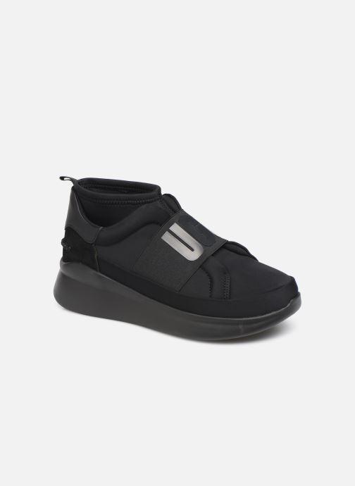 Baskets UGG Neutra Sneaker Noir vue détail/paire