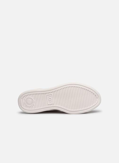 Deportivas UGG Neutra Sneaker Rosa vista de arriba