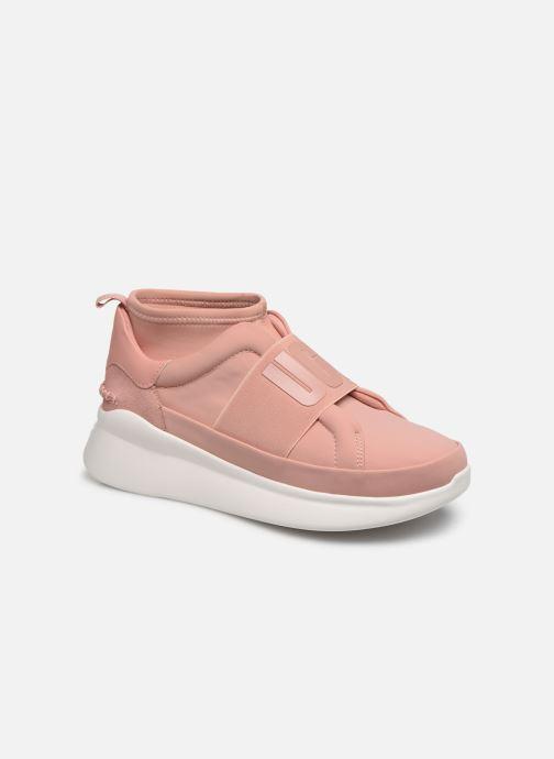 Deportivas UGG Neutra Sneaker Rosa vista de detalle / par