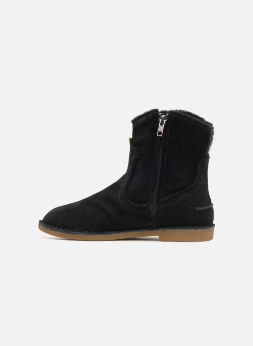 Boots en enkellaarsjes UGG W Catica Zwart voorkant