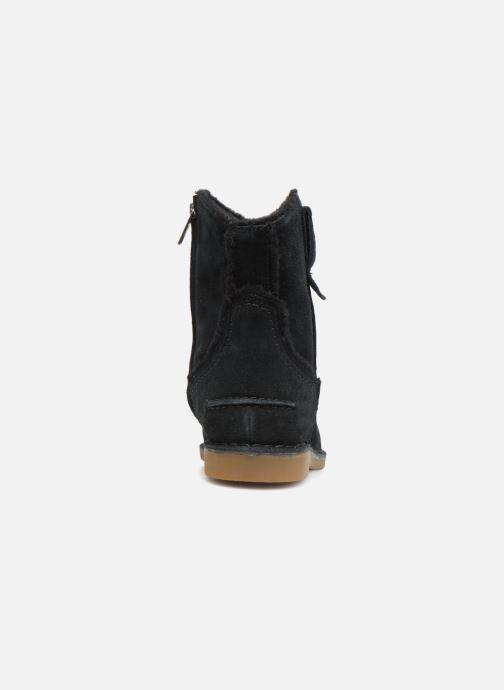 Boots en enkellaarsjes UGG W Catica Zwart rechts