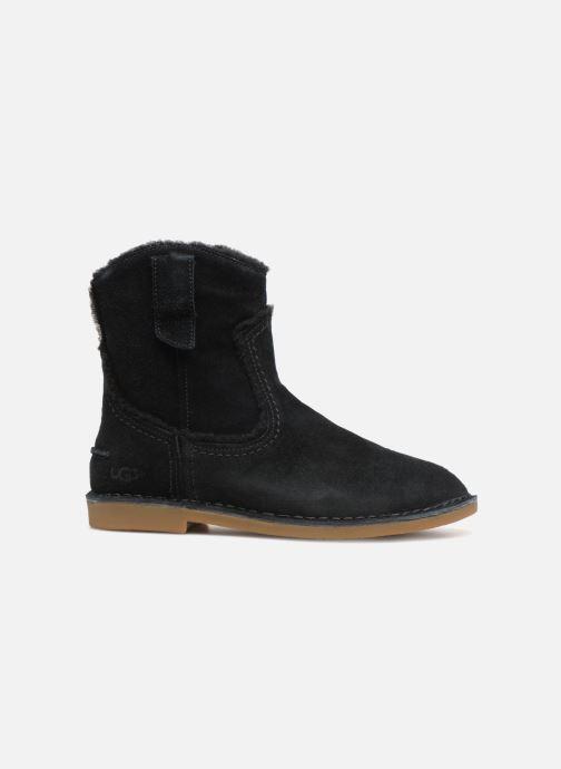 Boots en enkellaarsjes UGG W Catica Zwart achterkant