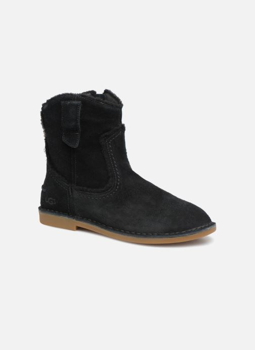 Boots en enkellaarsjes UGG W Catica Zwart detail