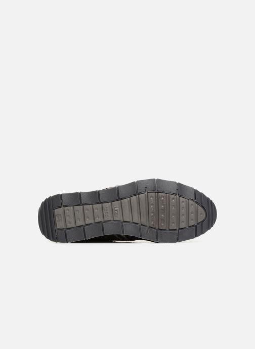 Baskets UGG M Trigo Spill Seam Noir vue haut
