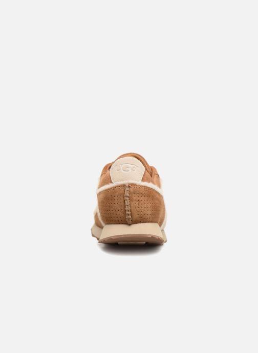 Sneakers UGG M Trigo Spill Seam Beige rechts