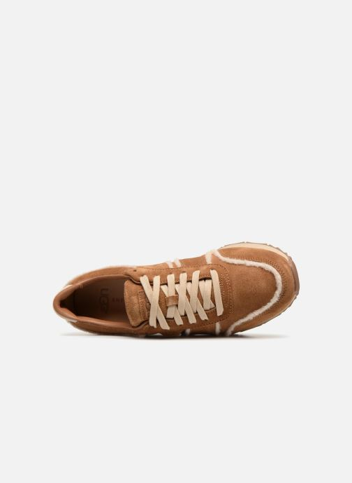 Trainers UGG M Trigo Spill Seam Beige view from the left