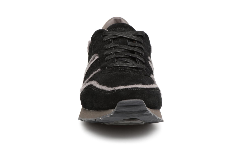 Baskets UGG M Trigo Spill Seam Noir vue portées chaussures