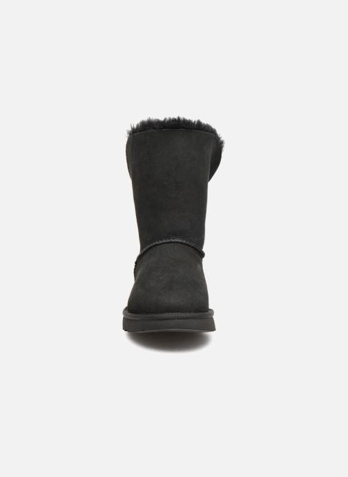 Bottines et boots UGG W Classic Charm Boot Noir vue portées chaussures