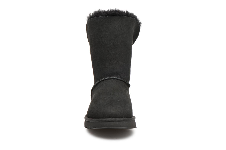 Bottes UGG W Classic Charm Boot Noir vue portées chaussures