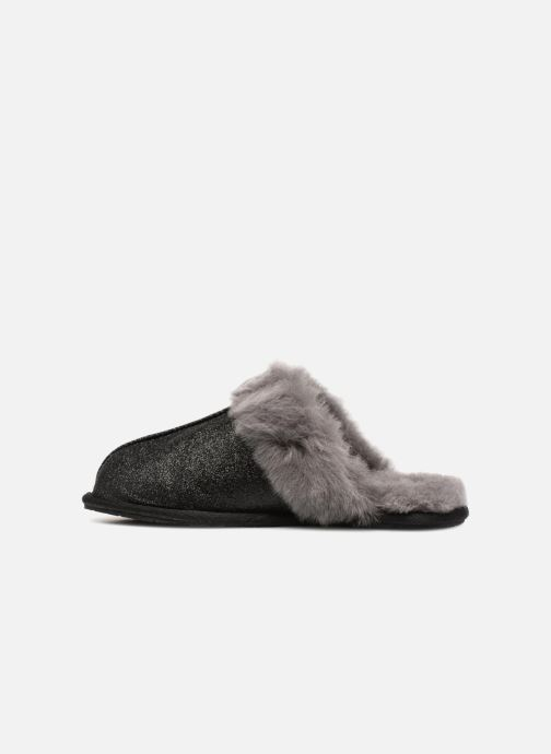 Slippers UGG W Scuffette II Sparkle Black front view