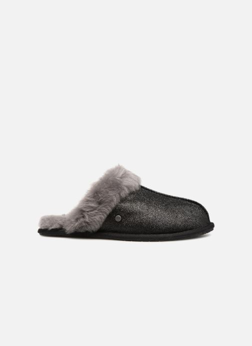 Slippers UGG W Scuffette II Sparkle Black back view