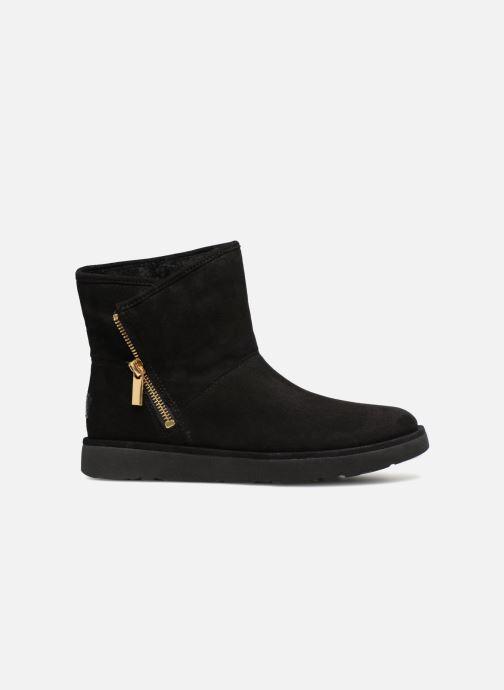 Bottines et boots UGG W Kip Noir vue derrière
