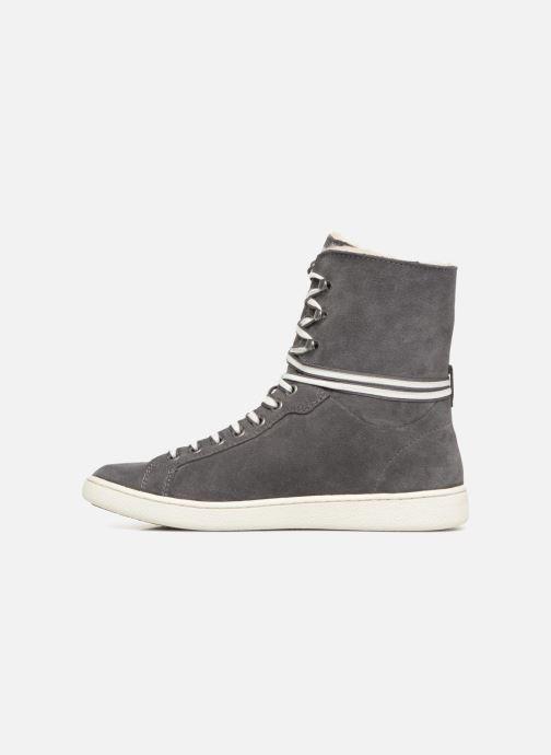 Sneaker UGG W Starlyn grau ansicht von vorne