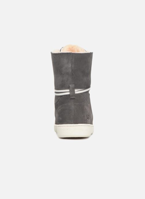 Baskets UGG W Starlyn Gris vue droite