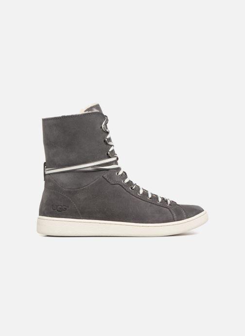 Sneaker UGG W Starlyn grau ansicht von hinten