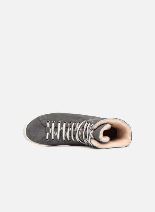 Sneaker UGG W Starlyn grau ansicht von links