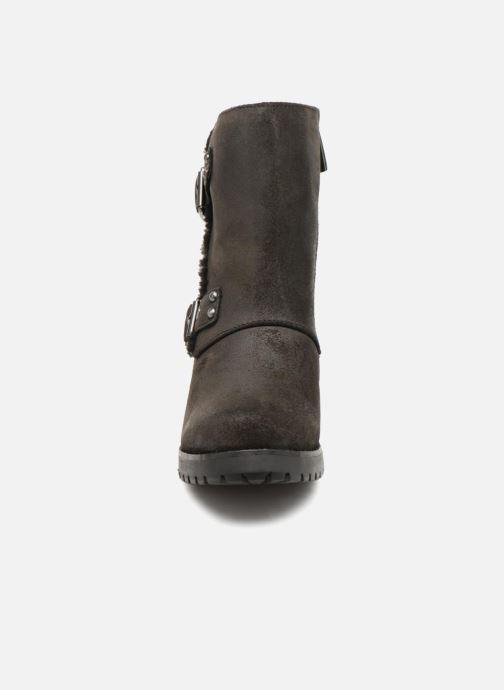 Bottines et boots UGG W Niels II Noir vue portées chaussures