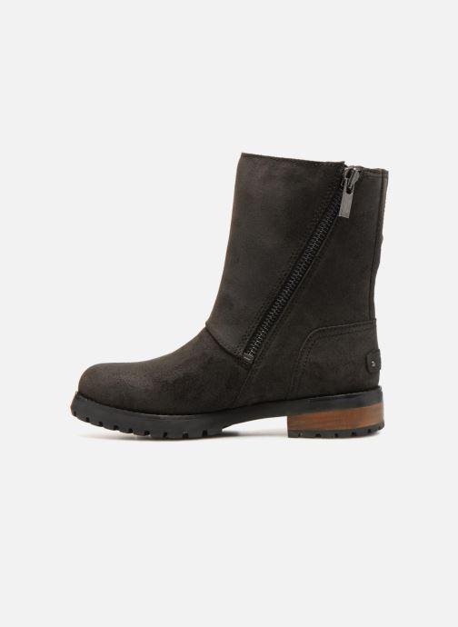 Bottines et boots UGG W Niels II Noir vue face