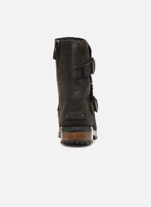 Stiefeletten & Boots UGG W Niels II schwarz ansicht von rechts