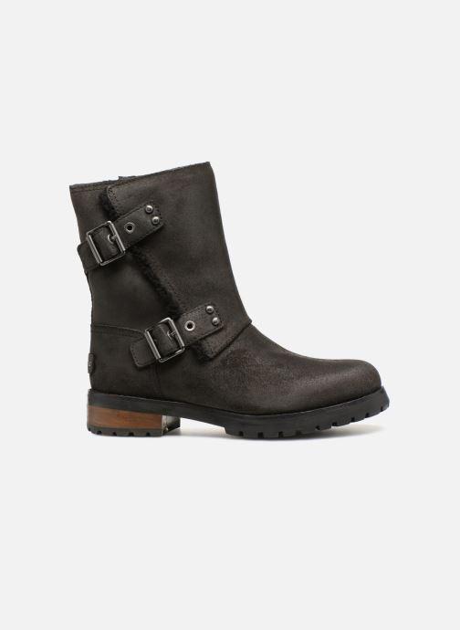Bottines et boots UGG W Niels II Noir vue derrière