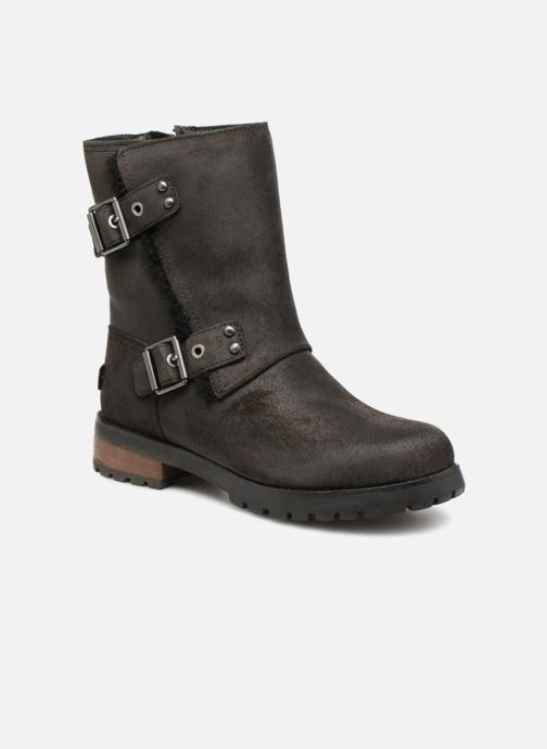 Stiefeletten & Boots UGG W Niels II schwarz detaillierte ansicht/modell
