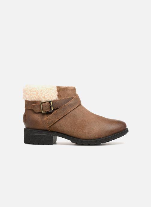 Bottines et boots UGG W Benson Boot Marron vue derrière