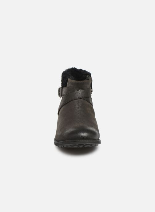 Botines  UGG W Benson Boot Negro vista del modelo