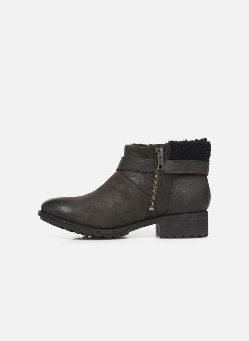 Botines  UGG W Benson Boot Negro vista de frente