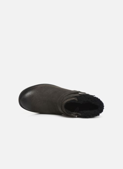Botines  UGG W Benson Boot Negro vista lateral izquierda
