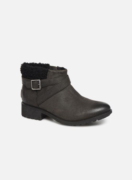 Botines  UGG W Benson Boot Negro vista de detalle / par