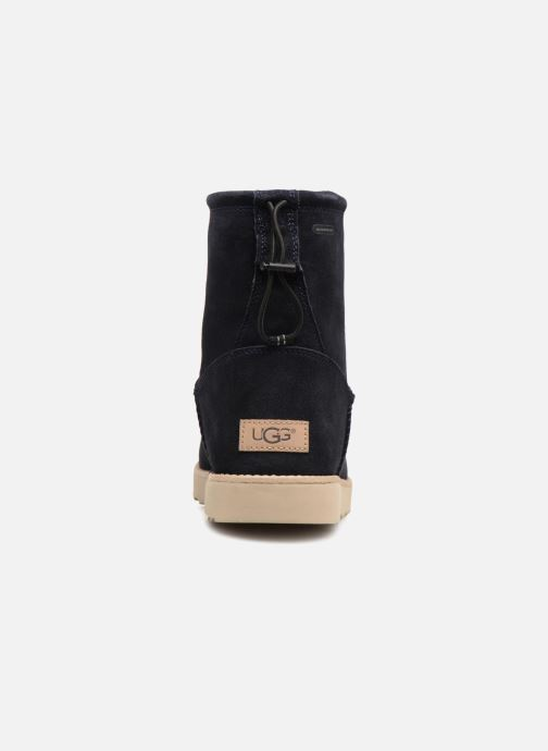 Bottes UGG M Classic Toggle Waterproof Bleu vue droite