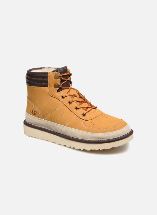 Bottines et boots UGG M Highland Sport Beige vue détail/paire
