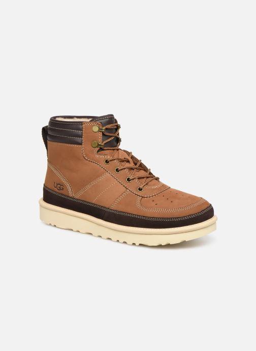 Bottines et boots UGG M Highland Sport Marron vue détail/paire