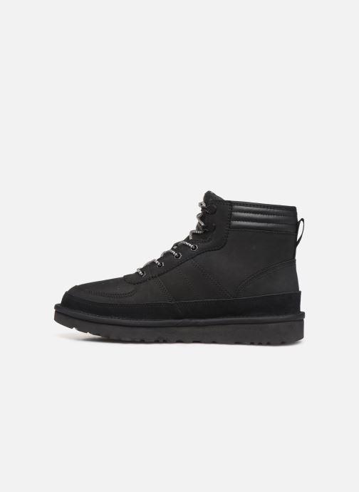 Boots en enkellaarsjes UGG M Highland Sport Zwart voorkant