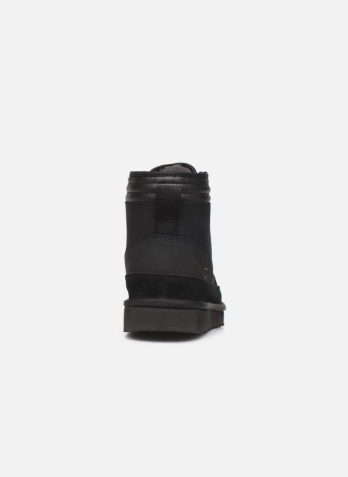 Bottines et boots UGG M Highland Sport Noir vue droite