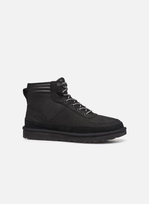 Boots en enkellaarsjes UGG M Highland Sport Zwart achterkant