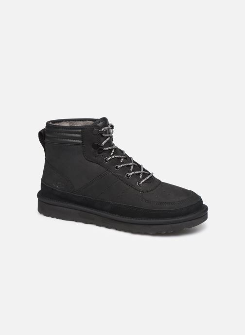 Bottines et boots UGG M Highland Sport Noir vue détail/paire