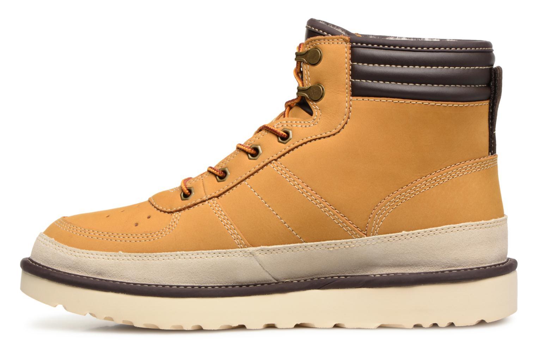 Bottines et boots UGG M Highland Sport Beige vue face