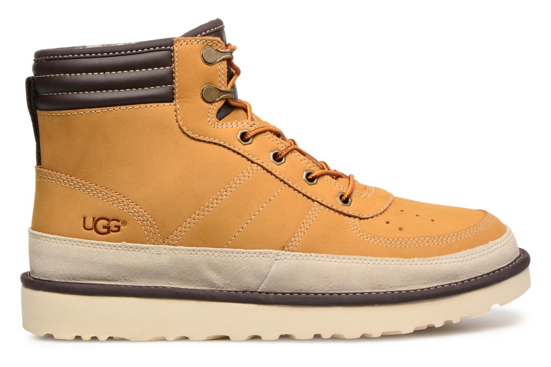 Bottines et boots UGG M Highland Sport Beige vue derrière