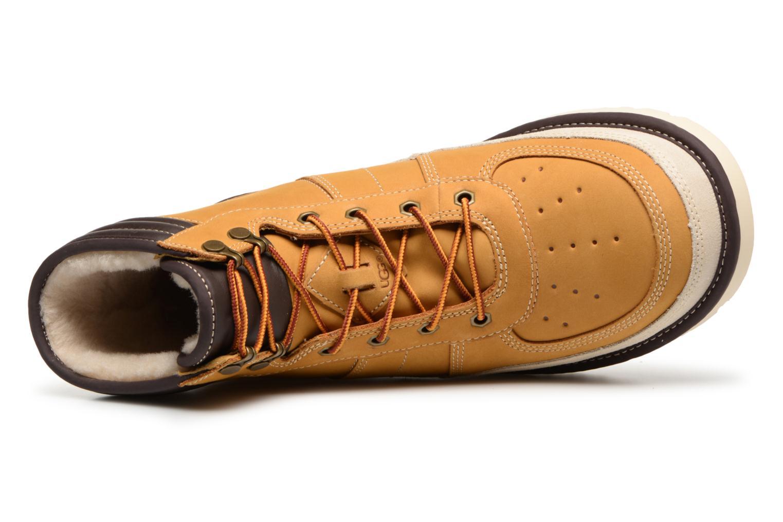 Bottines et boots UGG M Highland Sport Beige vue gauche