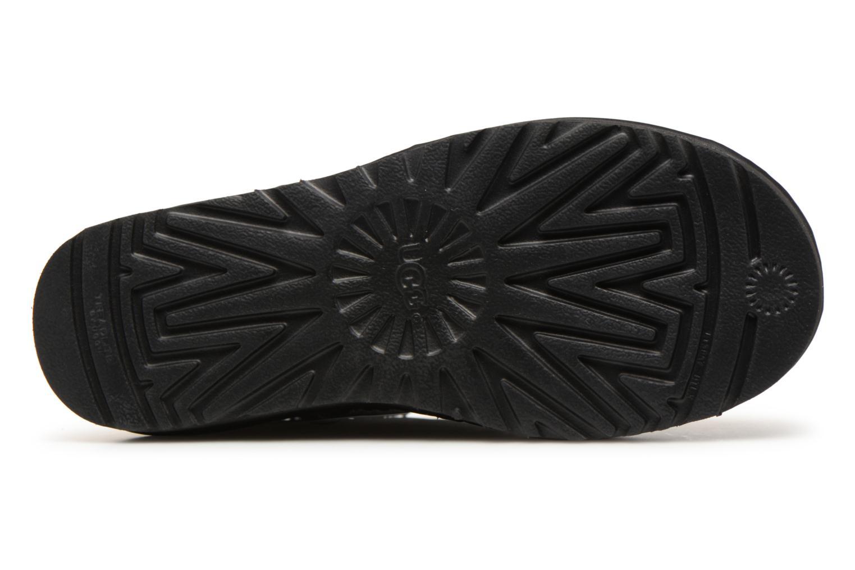 Bottines et boots UGG W Classic Short Sequin Noir vue haut