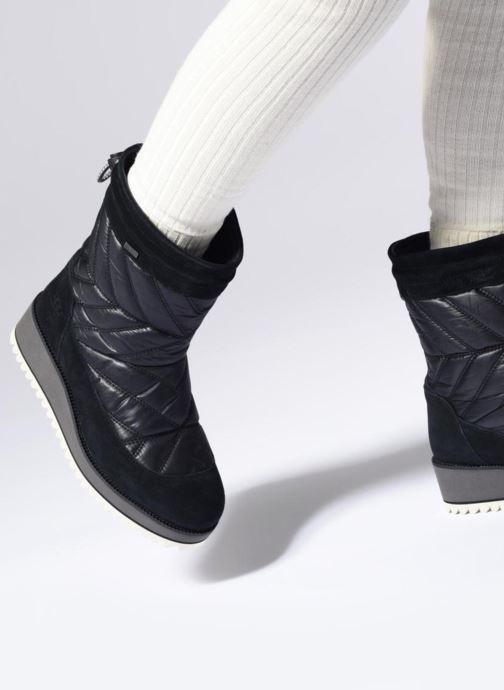 Chaussures de sport UGG W Beck Boot Noir vue bas / vue portée sac