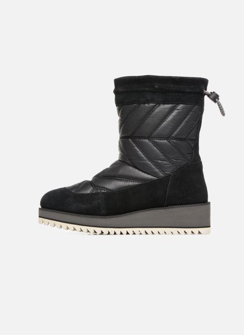 Chaussures de sport UGG W Beck Boot Noir vue face