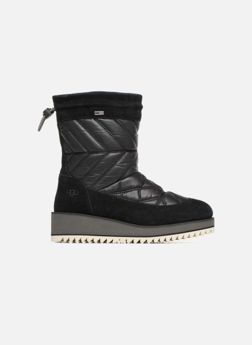 Chaussures de sport UGG W Beck Boot Noir vue derrière